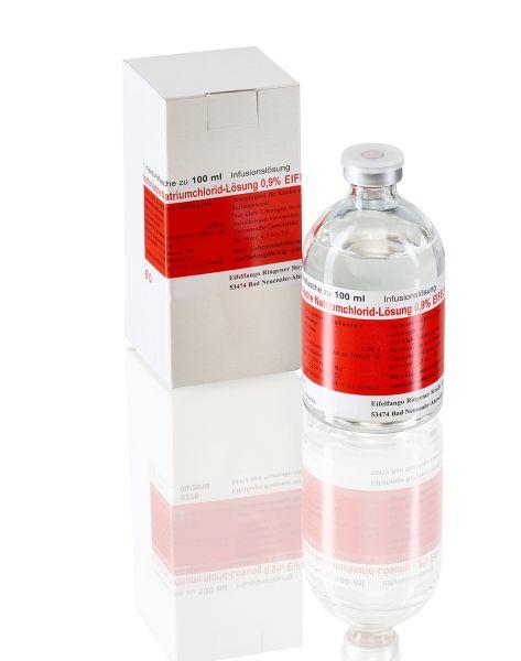 Isotonische Natriumchlorid-Lösung 0,9 % 1 x 100 ml