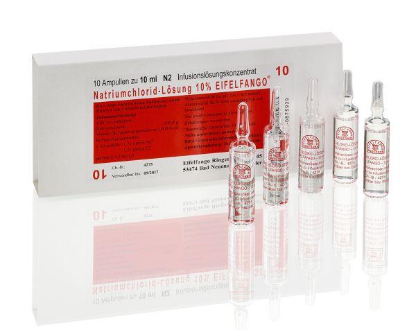 Natriumchlorid-Lösung 10 % 10 x 10 ml