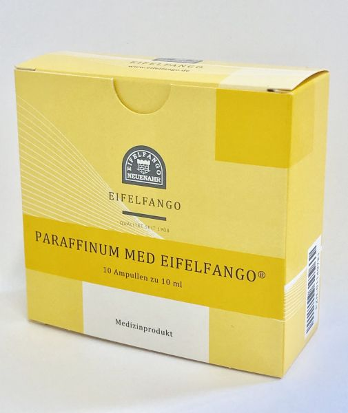 Paraffinum Med 10 x 10 ml